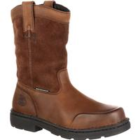 Georgia Boot Eagle Light Waterproof Wellington, , medium