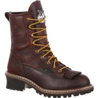 Georgia Boot Logger Waterproof Insulated Work Boot, , medium