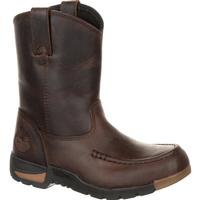 Georgia Boot Athen's Big Kids' Pull-On Boot, , medium