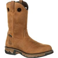 Georgia Boot Carbo-Tec Waterproof Work Wellington, , medium