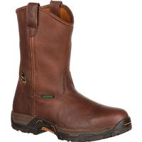 Bota Wellington impermeable con punta de acero Georgia Diamond Trax., , medium