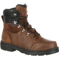 Georgia Boot Eagle Light Composite Toe Waterproof Work Hiker, , medium