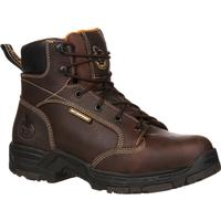 Bota de trabajo impermeable con punta de acero Georgia Diamond Trax, , medium