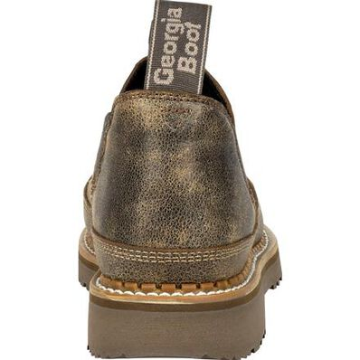 Georgia Boot Georgia Giant Women's Brown Bomber Romeo Shoe, , large