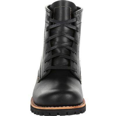 Georgia Boot Small Batch Black Boot, , large