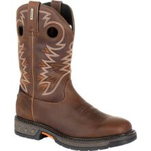 Georgia Boot Carbo-Tec LT Pull-On Work Boot