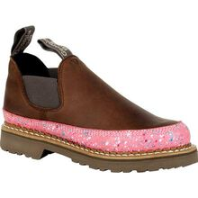 Georgia Boot Georgia Giant Women's Brown and Pink Romeo Shoe