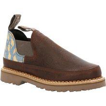 Georgia Boot Women's Feather & Floral Romeo Shoe