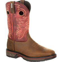 Georgia Boot Alloy Toe Carbo-Tec Waterproof Pull-on Boot