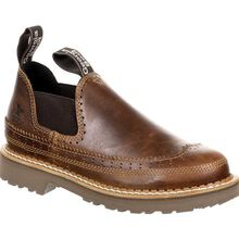 Georgia Giant Women's Brown Saddle Romeo Shoe