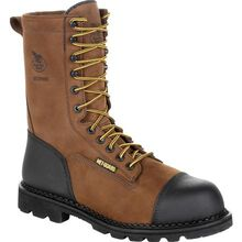 Georgia Boot Drill Dog Steel Toe Metatarsal Work Boot