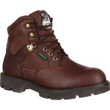 Georgia Boot Homeland Waterproof 400G Insulated Work Boot