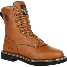 Georgia Boot Farm & Ranch Lacer Work Boot