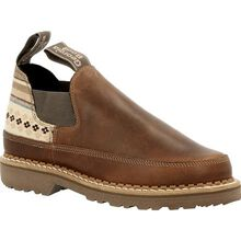 Georgia Boot Georgia Giant Women's Brown and Stripe Romeo Shoe