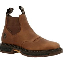 Georgia Boot Carbo-Tec LT Waterproof Chelsea Work Boot