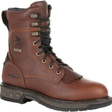 Georgia Boot Carbo-Tec LT Waterproof Steel Toe Lacer Work Boot