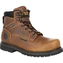 Georgia Giant Revamp Steel Toe Internal Met-Guard Waterproof Work Boot