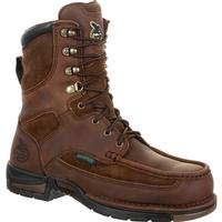 Georgia Athens Steel Toe Waterproof Work Boot, , medium