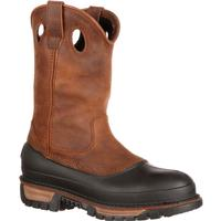 Bota Wellington impermeable con punta de acero Georgia Muddog, , medium