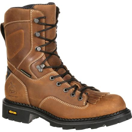 Georgia Boot Comfort Core Composite Toe Waterproof Logger Work Boot