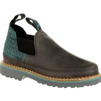 Georgia Giant Women's Grey and Teal Romeo, , medium