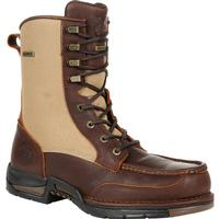 Georgia Boot Athens Waterproof Side-Zip Upland Boot, , medium