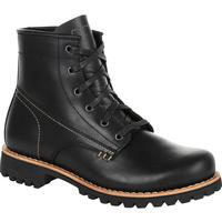Georgia Boot Small Batch Black Boot, , medium