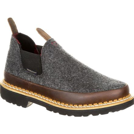 Georgia Giant Big Kid's Brown and Charcoal Pendleton Romeo Shoe