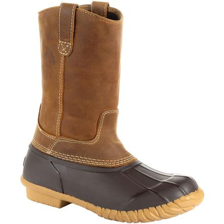 Georgia Boot Marshland Unisex Pull-On Duck Boot