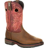 Georgia Boot Carbo-Tec Waterproof Pull-on Boot, , medium