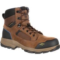 Georgia Boot Blue Collar Waterproof Work Hiker, , medium
