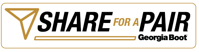 Share For A Pair Logo